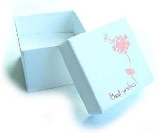 Krabička BEST WISHES