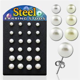 Náušnice perličky NAU00644