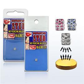 Falešný piercing - hrací kostka PFA00195