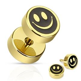 Falešný piercing - smajlík PFA00021