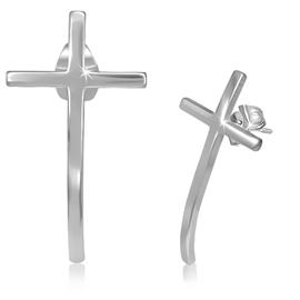 Náušnice - kříže NAU00691