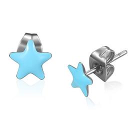 Náušnice - hvězdičky NAU00756