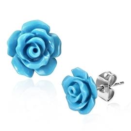 Náušnice - růže NAU00780