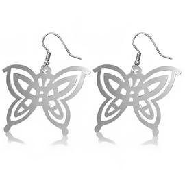 Náušnice - motýlek NAU00811