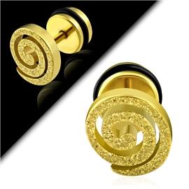 Falešný piercing - spirála PFA00228