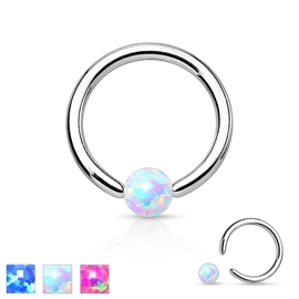 Kruh s kuličkou PKR00074