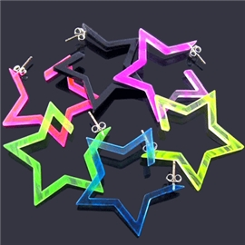 Náušnice hvězdičky NAU00899