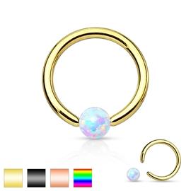 Kruh s kuličkou PKR00075