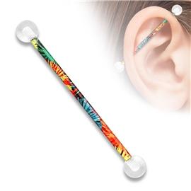 Industrial piercing PIN00037