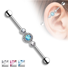 Industrial piercing PIN00041