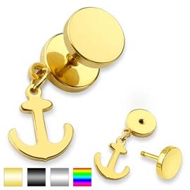 Falešný piercing - kotva PFA00262