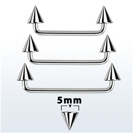 Industrial piercing PIN00046