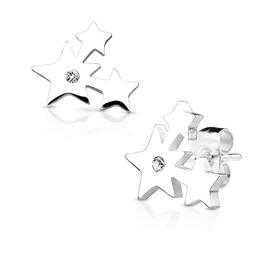 Náušnice - hvězdičky NAU00957