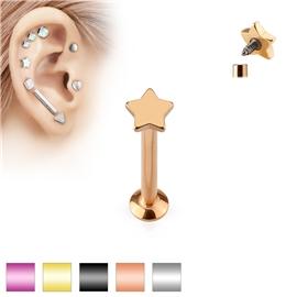 Činka do ucha - hvězdička PNC00097