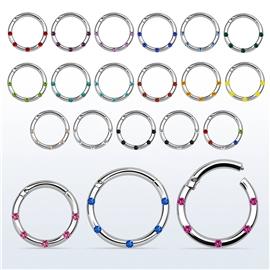 Kruh barevný - segment PKR00097