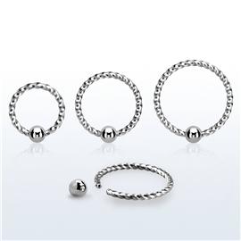 Piercing kroužek PKR00099