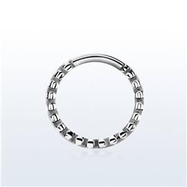 Piercing kroužek septum PKR00103