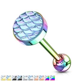 Piercing do jazyka - šupiny ryby PCI00332