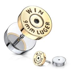 Falešný piercing - nábojnice PFA00295