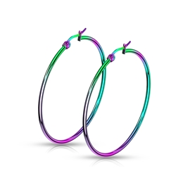 Náušnice kruhy NAU00960