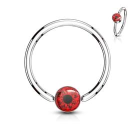 Piercing kroužek - oko PKR00110