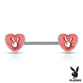 Piercing do bradavky Playboy PBR00040