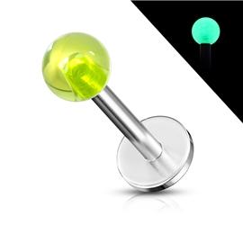 Labreta s kuličkami svítící ve tmě PLA00259