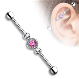 Industrial piercing PIN00041