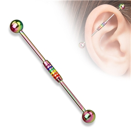 Industrial piercing PIN00036