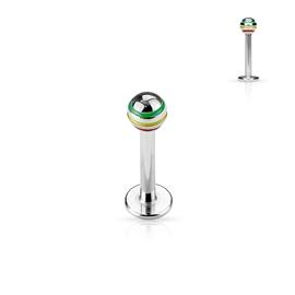 Labreta - piercing do brady PLA00108