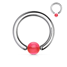 Kruh s kuličkou PKR00047