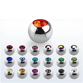 Náhradní kulička s kamínkem ND00005