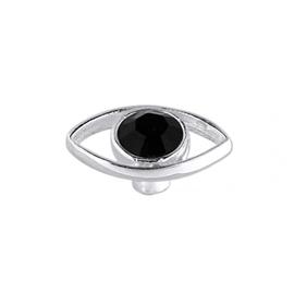 Náhradní díl ve tvaru oka s kamínkem ND00007